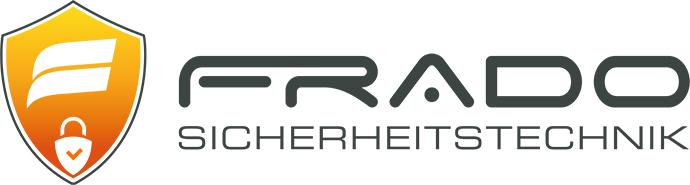 Logo FRADO Sicherheitstechnik